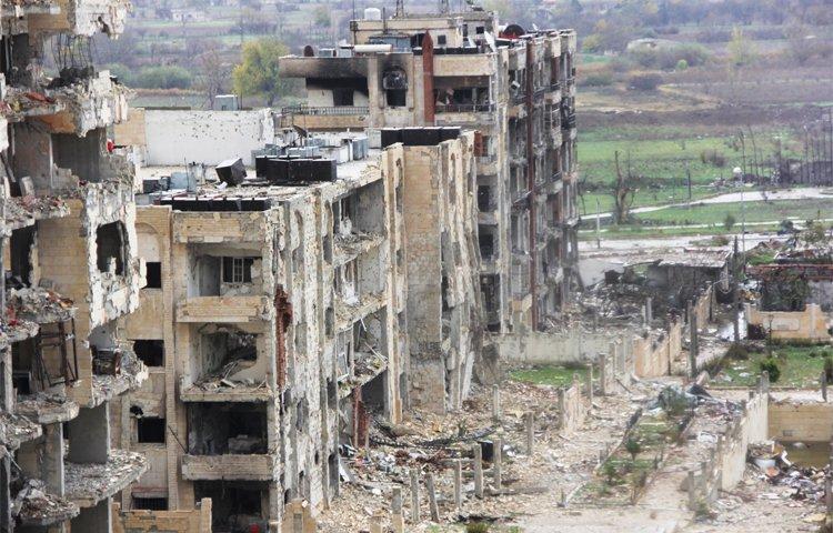 التوصل لاتفاق في حي الوعر بوساطة روسية..تعرف على تفاصيله