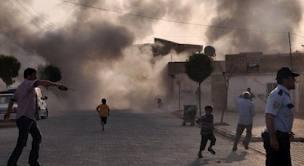 قذائف سورية على بلدة تركية .. وأنقرة ترد بالقصف