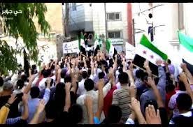 هل يوجد في الثورة السورية منطقة وسطى؟
