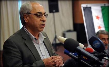 مؤتمر المعارضة السورية يوصي بتشكيل «حكومة منفى» ويطالب بـ حظر جوي