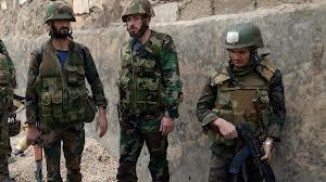 أخبار يوم السبت - معسكر إيراني في الغوطة الشرقية - 8-12-2012م