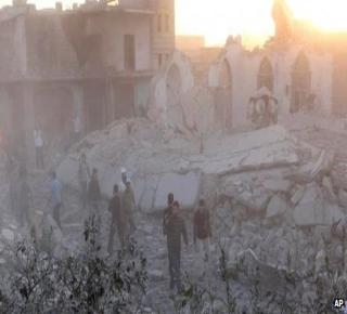 كيف يحاصر العرب والعجم الثورة السورية؟