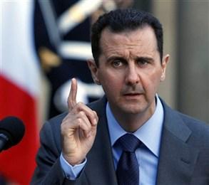 الأسد: لن أستقيل ولم استخدم