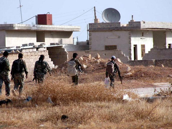 نشرة أخبار سوريا- مقتل قائد هجوم تنظيم الدولة على ريف حلب الشمالي، وتخريج 1000 مقاتل من معسكرات الجبهة الجنوبية بحوران- (1_6_2015)
