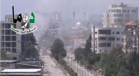 أخبار سوريا_ جيش الإسلام يتهم نظام أسد بقتل جنوده الأسرى في سجن التوبة، والمجاهدون يواصلون تقدمهم في ريف حلب الشمالي_(22-2- 2015)