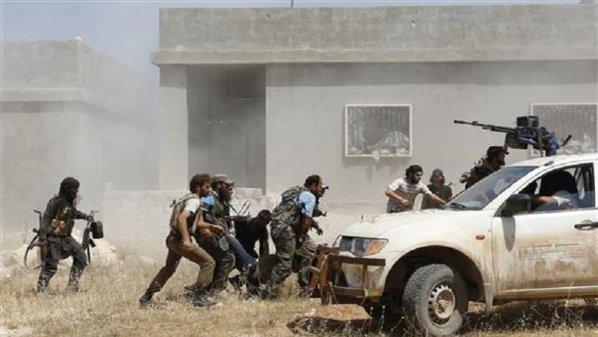 أخبار سوريا_ إفشال أكثر من 10 محاولات شنها مرتزقة طهران للتقدم نحو بلدة
