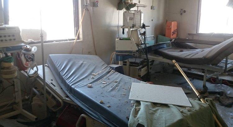 صحة إدلب: 25% من القدرة الطبية متوقفة في إدلب بسبب القصف المتواصل للمشافي