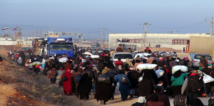 التغيير الديموغرافي في سورية: من السياسة العشوائية إلى السياسة الممنهجة