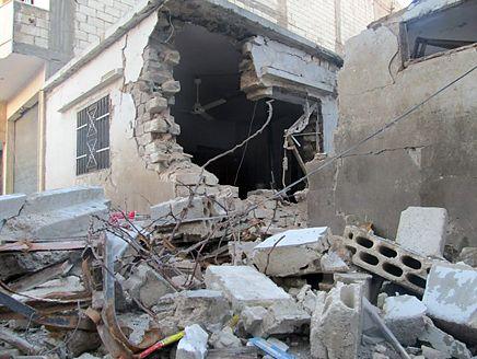 138 قتيلاً أمس في سوريا.. ومجزرة في حي بابا عمرو