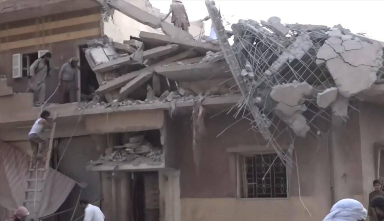 مجازر متلاحقة تحصد أرواح عشرات المدنيين في دير الزور