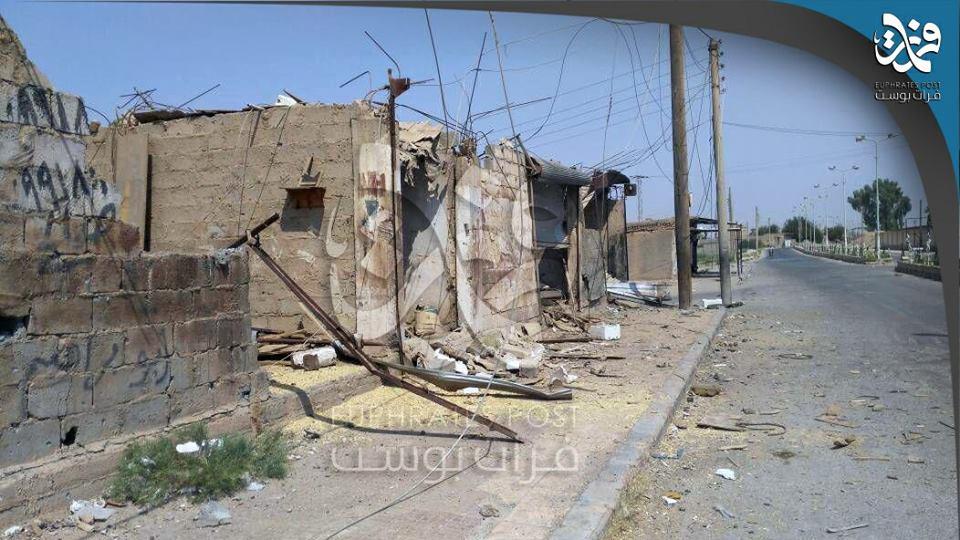 يوم دامٍ في دير الزور.. 5 مجازر يوم أمس السبت والحصيلة عشرات المدنيين