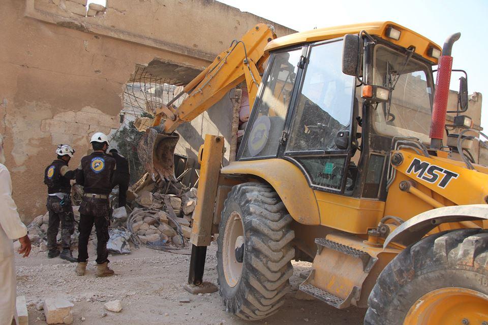 نشرة أخبار سوريا- حملة قصف جوي عنيفة تستهدف ريفي حلب وإدلب، والثوار يحبطون محاولات للتقدم شرق العاصمة دمشق -(25-9-2017)