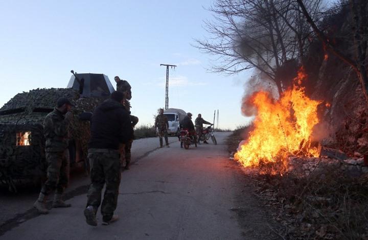 أنباء عن وصول قوات النظام مدعومة بالمليشيات والطيران الروسي إلى بلدتي نبل والزهراء بريف حلب الشمالي