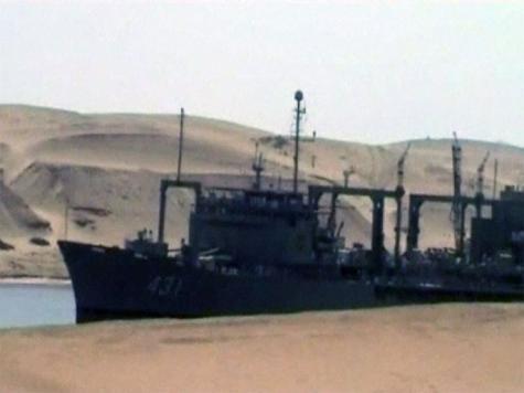 سفينة روسية تحمل اسلحة وطائرات هليكوبتر تتوجه الى سوريا