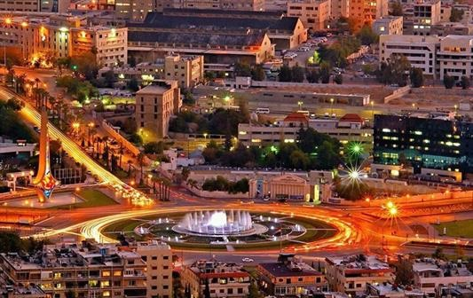 سوريون يدقون ناقوس الخطر ويطلقون حملة (عاصمة الأمويين لن تكون فارسية)