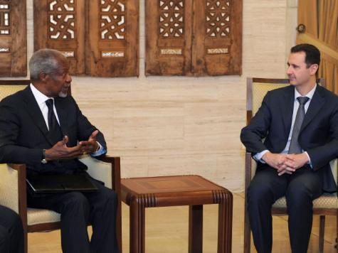 الرئيس السوري أظهر أنان كـ«شخص أخرق» وتجب محاكمته على غرار مبارك