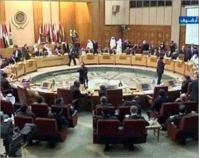الجامعة العربية تدعو لنشر قوات دولية في سوريا