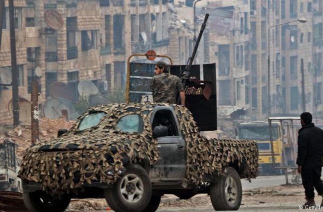 محاولات فاشلة للتقدم شرق دمشق، و روسيا تلمح إلى اتفاق جديد