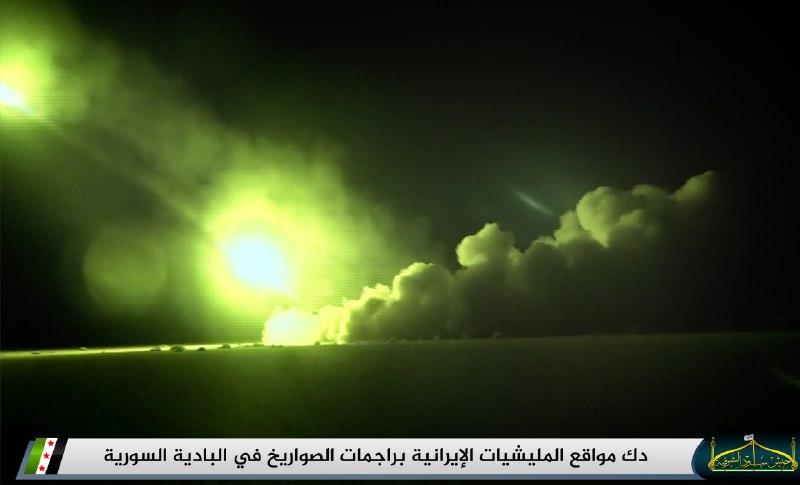 الثوار يتصدون لمحاولة ميلشيات النظام التقدم في البادية السورية