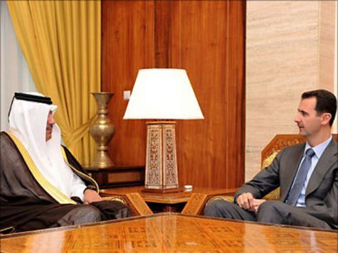 الأسد يكثف حرب الإنترنت ضد قطر
