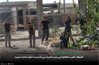 خسائر كبيرة لقوات الأسد وميليشياته جنوب حلب