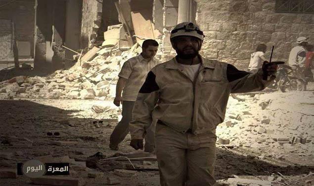 الدفاع المدني في إدلب يعلن توقفه عن العمل.. ومديره : انقذوا من ينقذ الناس