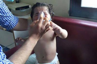 أخبار سوريا- طائرات أسد تلقي 4 براميل متفجرة على قرية قسطون بسهل الغاب تحتوي على غاز الكلور السام، وتدمير 3 دبابات لقوات النظام بريف حماة- (2_5_2015)