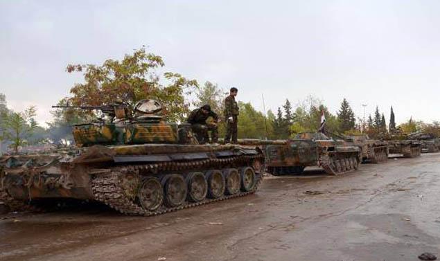 بعد الحامدية ووادي الضيف.. ماذا بقي للنظام في إدلب؟