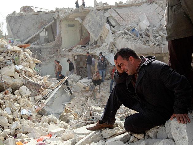 أكثر من 26 ألف شخص قتلهم نظام الأسد في حلب منذ 2011