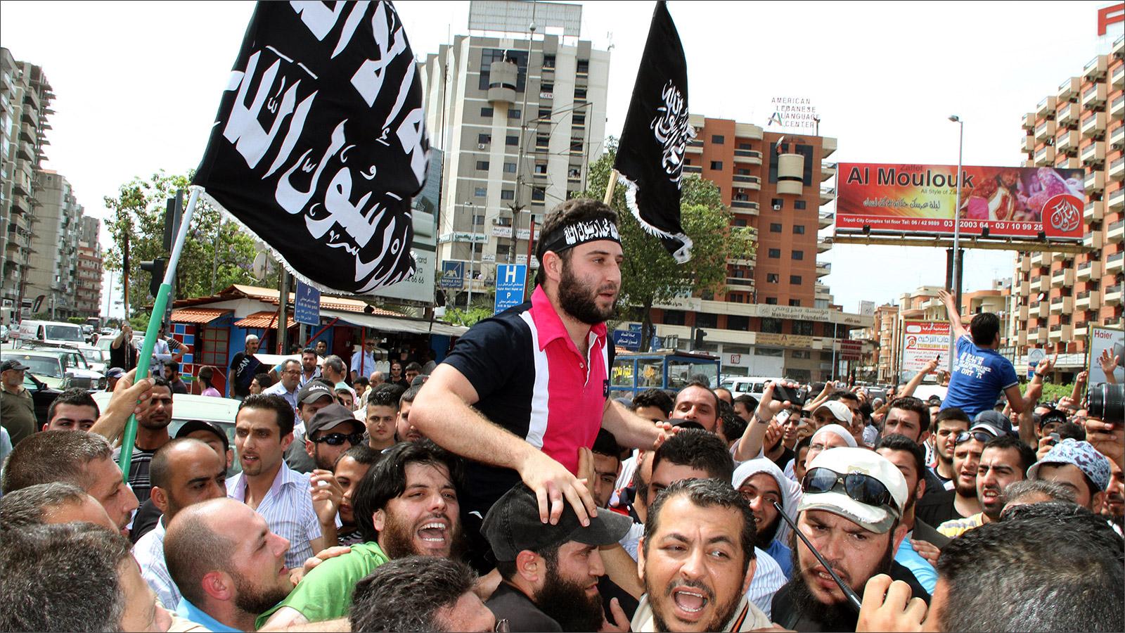 جهاديو لبنان وحريق سوريا