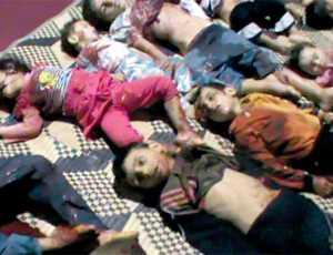 بيان الدعاة في أوكرانيا حول مجزرة النظام السوري في بلدة الحولة