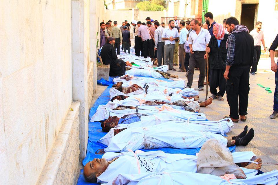 الأسد ينازل الغوطة.. الائتلاف ينازل السياسة