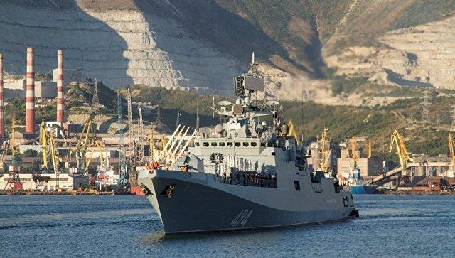 روسيا تدعم أسطولها البحري في سوريا بفرقاطة متطورة، ماهي مزاياها؟