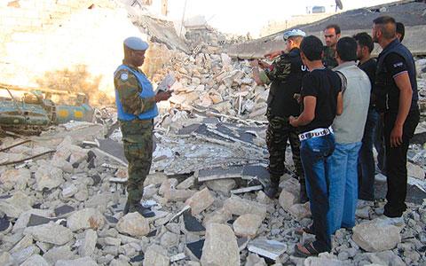 سوريا: النظام يصعد العنف رداً على مظاهرات حلب.. وواشنطن: التغيير برحيل الأسد