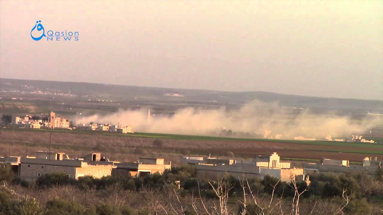 نشرة أخبار سوريا- تحرير قرية سكيك بريف إدلب الجنوبي، وقتل أكثر من 20 عنصراً من قوات أسد وتدمير عدة آليات عسكرية قرب مورك بريف حماة -( 29_10_2015)
