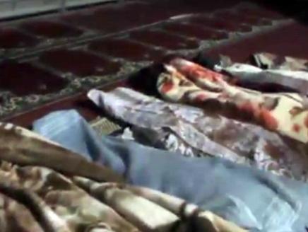 مجزرة الحولة: 110 قتلى بينهم 50 طفلا بعضهم قضى ذبحا بالسكاكين