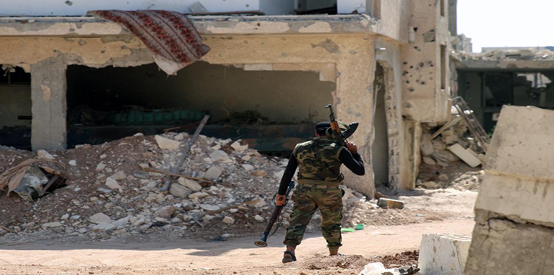 إيران والهدنة في جنوب سوريا