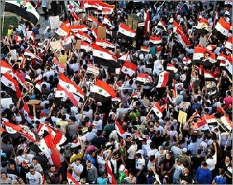 الثورة السورية وحوار مع المنطق