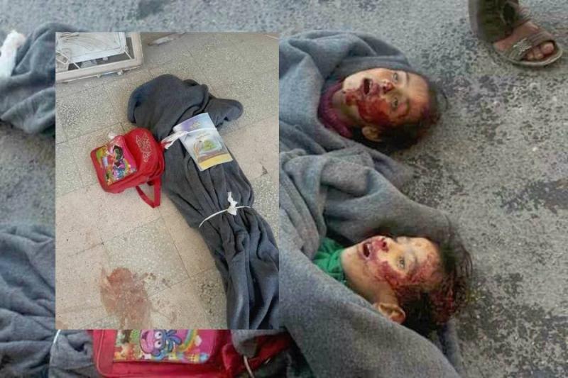 40 قتيلاً حصيلة ضحايا قصف الطيران الروسي الأسدي يوم أمس الخميس