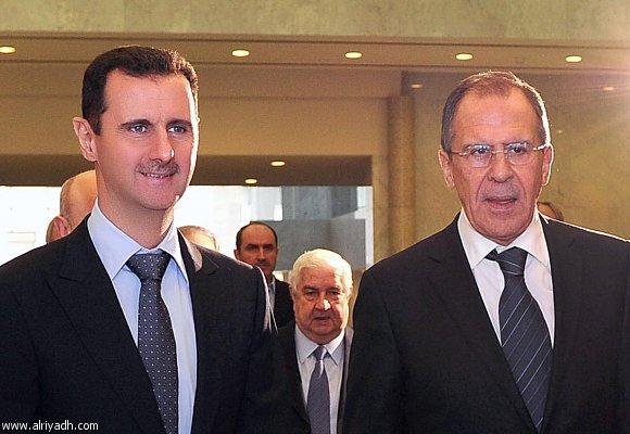سوريا وروسيا.. حلف ومصاهرة