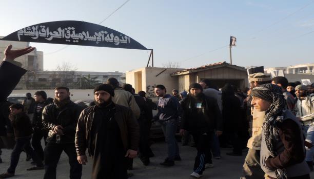 عملية تبادل أسرى بين حركة أحرار الشام وتنظيم الدولة