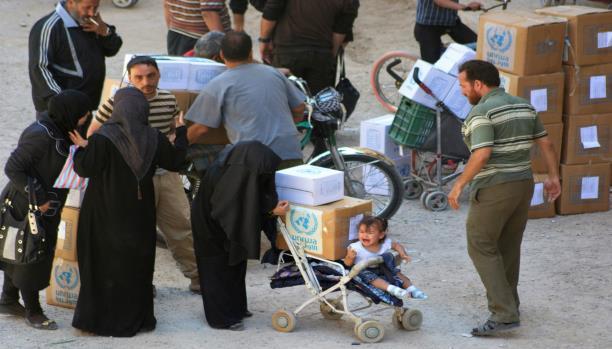 حملةٌ عسكرية للنظام غربي دمشق تهدد السكان بشبح التجويع