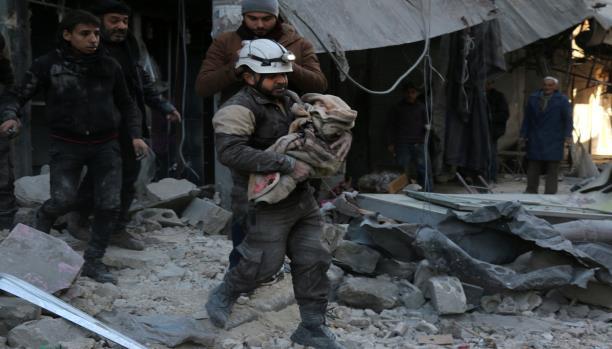 الشبكة السورية توثق مقتل 4849 مدنيا على يد قوات الأسد وروسيا منذ بداية العام الحالي