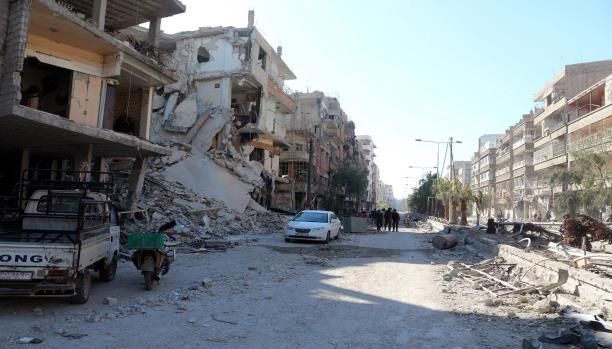 الحلّ الروسي لسورية على طريقة