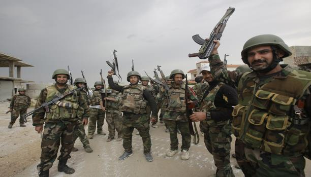 قناصو النظام السوري وحكاية صيد السوريين