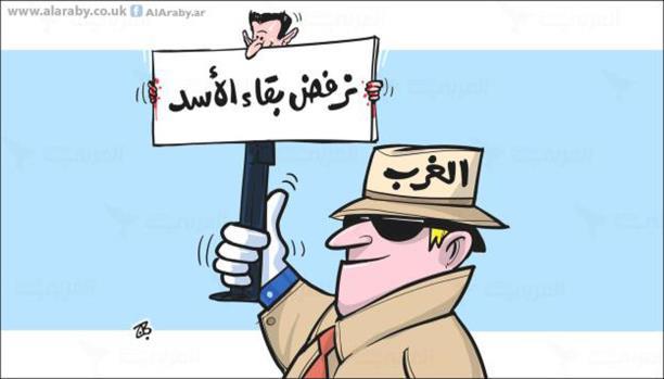 هل انتصر الأسد؟