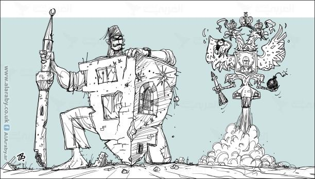 روسيا بعد سنتين في سورية