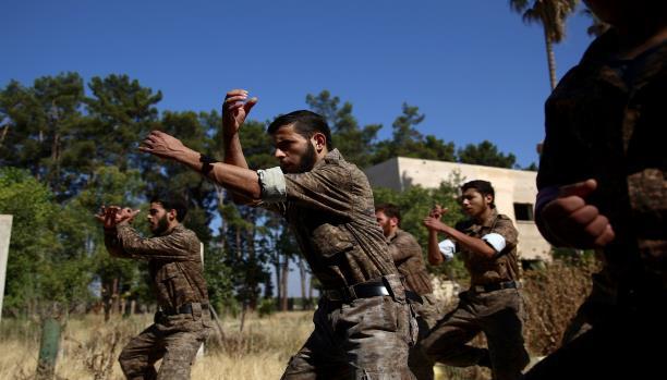 مهزلة التدريب الأميركي للمعارضة السورية يرويها ضابط منسحب