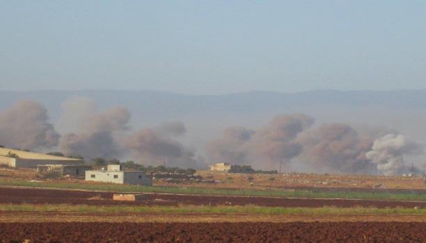 أسبوع على معارك حماه: نحو 400 قتيل للنظام ومليشياته
