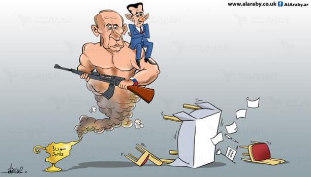 هل ستنجح المفاوضات السورية؟